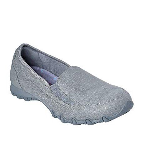 Skechers Women S Bikers Confidence Gray 49473 Gry Air Cooled