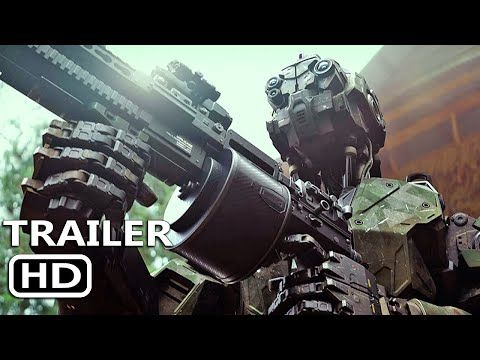 Monsters Of Man Official Trailer 2020 Sci Fi Action Movie Youtube In 2020 Movie Trailers New Movies Action Movies