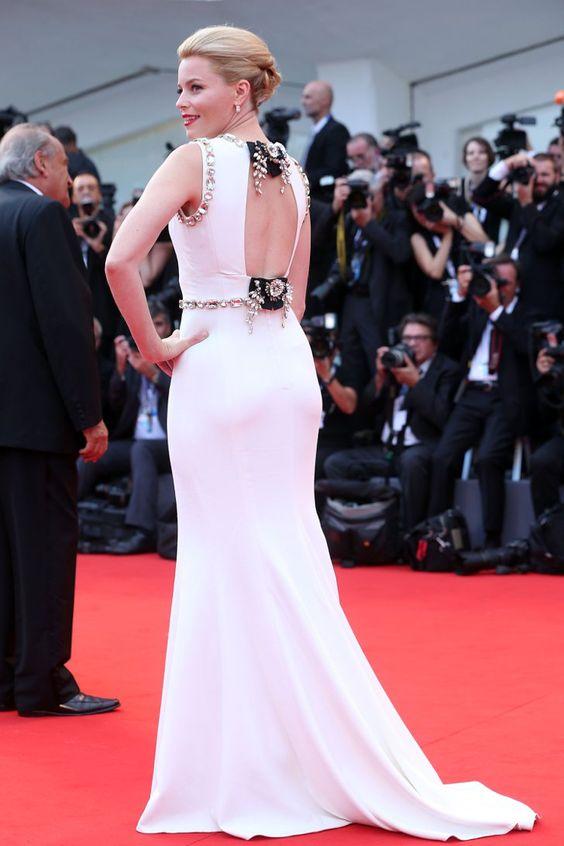 Pin for Later: Les Plus Belles Tenues du Festival du Film de Venise Elizabeth Banks