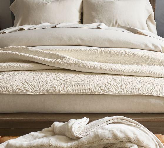 Belgian Flax Linen Duvet Cover Twin Flax Pottery Barn Linen Duvet Linen Duvet Covers Bedding Master Bedroom