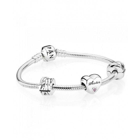 Pandora Sister Bracelet Gift Set GL_PA16_retail2   Sister bracelet ...