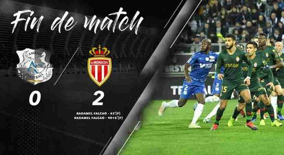 Hasil Pertandingan SC Amiens vs AS Monaco SKOR AKHIR : 0-2 Gol SC Amiens : – Red Card SC Amiens : Bakaye Dibassy (90'+3′) Gol AS Monaco : Radamel Falcao (43′ PEN, 90'+7′ PEN) Venue : Stade de la Licorne Kompetisi : Pekan 16 Ligue 1 2018 Tanggal : Rabu dini hari, 05 Desember 2018 Video Cuplikan Gol SC Amiens vs AS Monaco  #infobola #Beritabola #bursabola #bolaindonesia