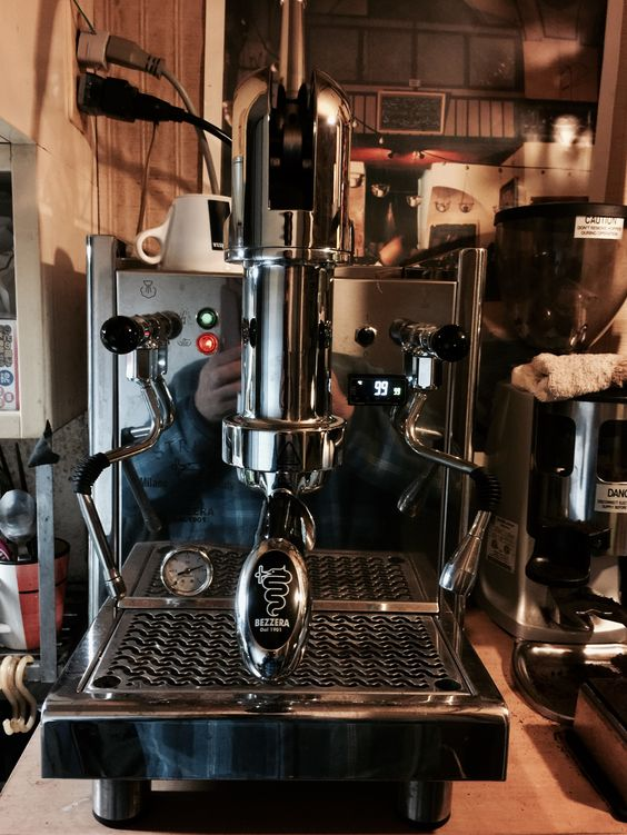commercial espresso machine 1 group