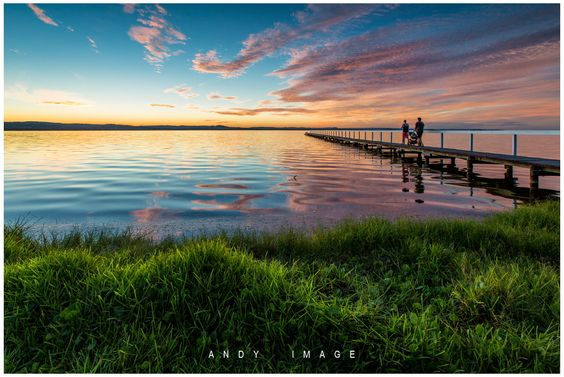 Jetty of romance by Andy Luo / 500px