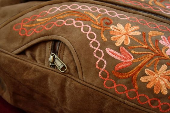 Ledertaschen - shantishantishop: handmade + fairtrade