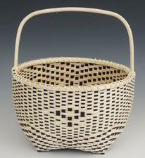 Native American Baskets by Fred Tomah at Home & Away Gallery