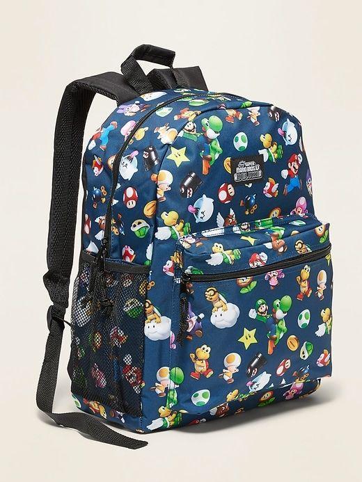 School Bag Summer Splash Backpack Backpack Embroider Bookbag Personalize Customized Bookbag Monogram Gift Small Backpack Kid/'s