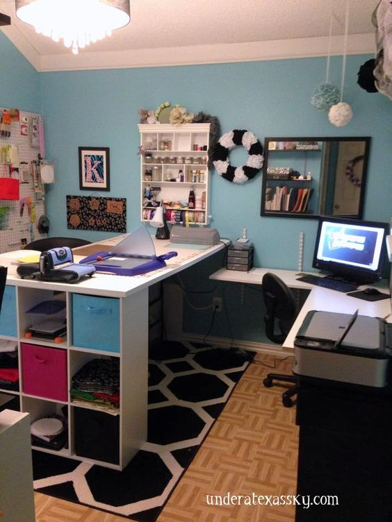 Craft Room Old House Craft Table Diy Craft Table Craft Room