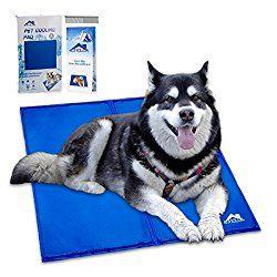 Whalek Pet Cooling Mat Pet Cooling Pad Dog Self Cooling Mat Pad