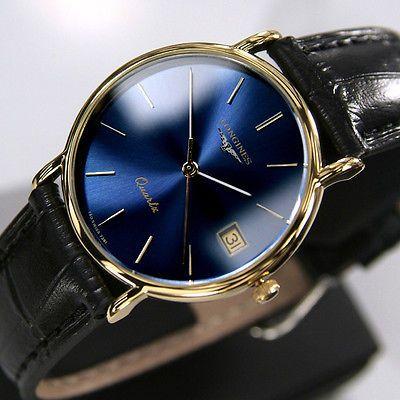 Mens vintage longines wrist watches