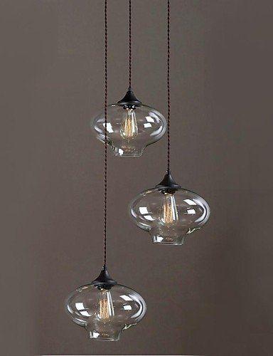 Stile italiano lampadario in vetro art lampadari http - Amazon lampadari cucina ...