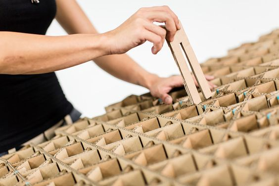No Tools, No Problem: HP's DIY Cardboard Desk | Co.Design: business + innovation + design: