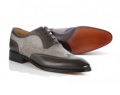 Wingtip shoes, Dress shoes men