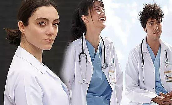 Mucize Doktor Dizisi Yeni Bolumde Merve Dizdar In Gidisine Ilginc Aciklama Doktorlar Ailem Sinema