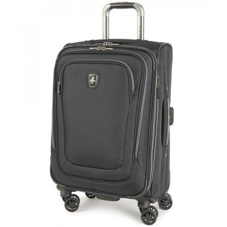 Travelpro Unite 2 21 inch Expandable Spinner, Multiple Colors, Black