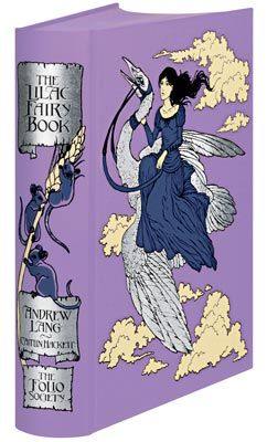 lilac-fairy-book by Andrew Lang. illustrated by Caitlin Hackett