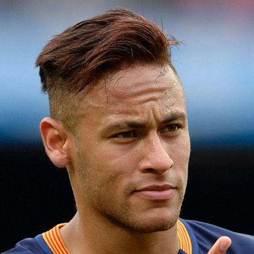 Best Neymar Haircuts Comb Over Fade Curly Hair Styles Naturally Curly Hair Fade Curly Hair Styles