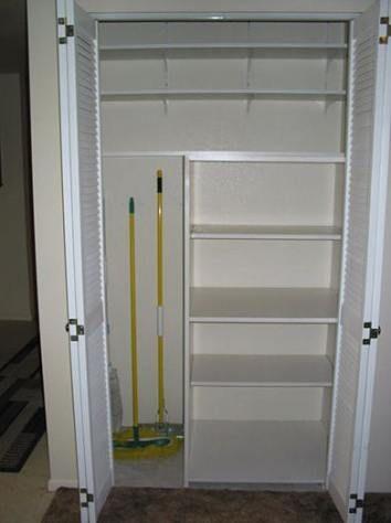 36 Trendy Kitchen Pantry Closet Ideas Baskets Closet Layout Cleaning Closet Organization Closet Cleaning Supplies