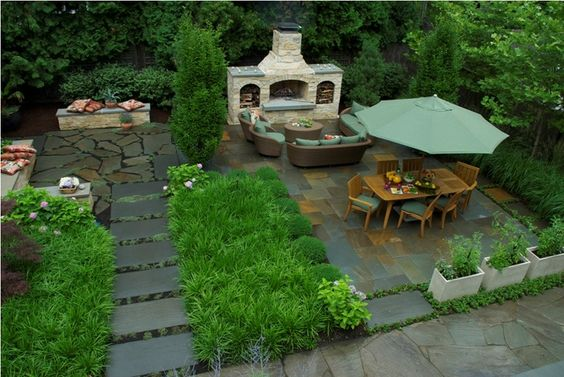 backyard makeovers | Small backyard makeover | Small Backyard Ideas