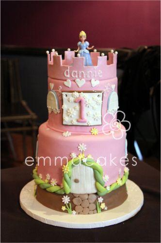 Tartas de Cumpleaños - Birthday Cake - princess