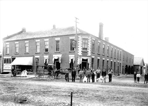 Flash from the Past: New history is being made at New Hamburg's Imperial Hotel