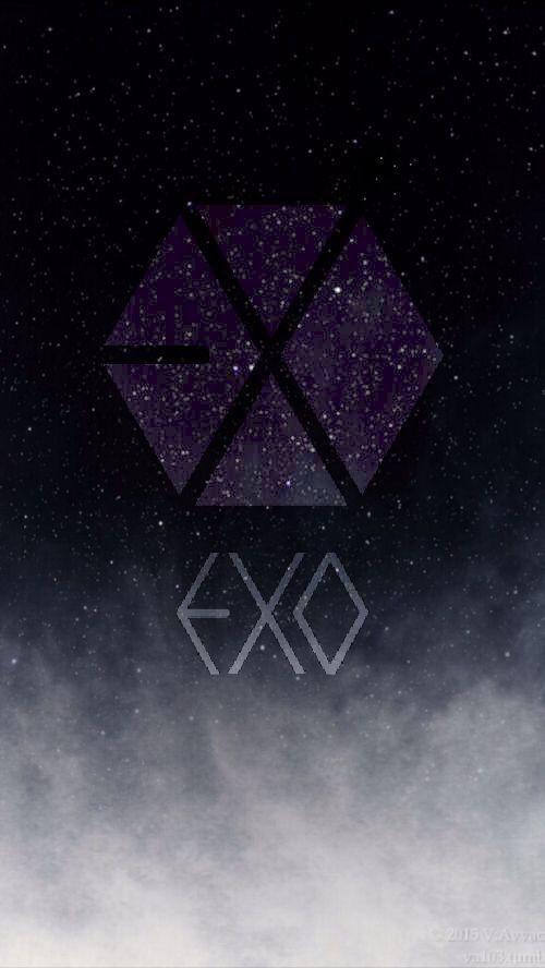 Exo Wallpaper Menggambar Pola Wallpaper Ponsel Gambar Background exo galaxy wallpaper