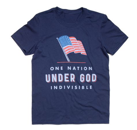 There's no better time to celebrate the country we all call home. This year do it with the perfect shirt to show you're proud to be an American.