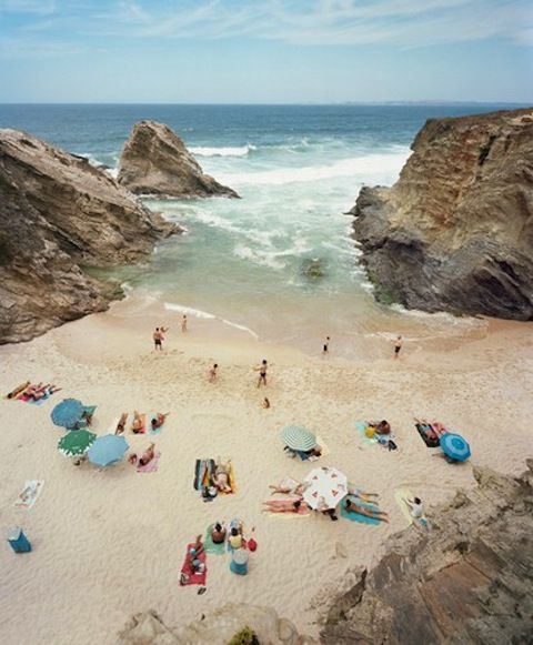 I want to visit this beach.