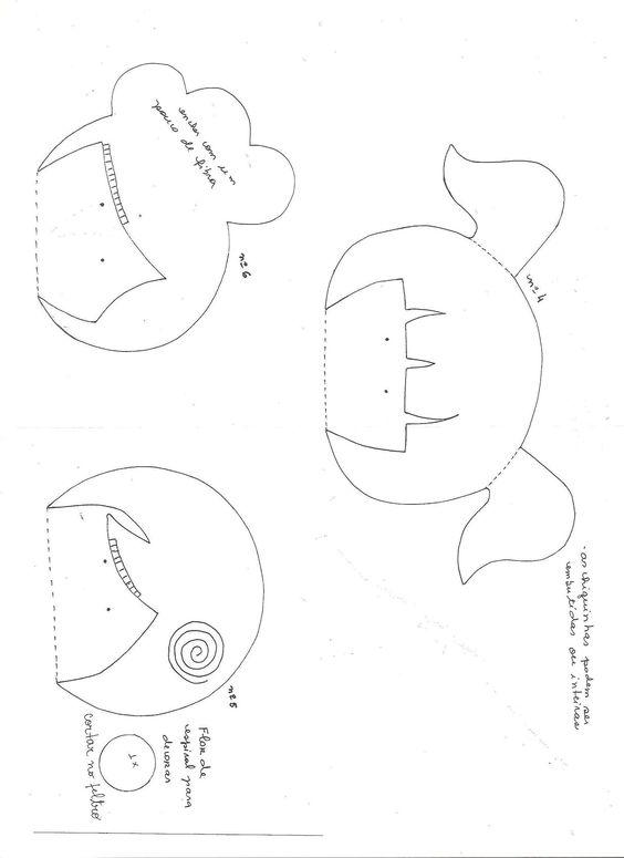 fofoletes 4 - moldes 2: