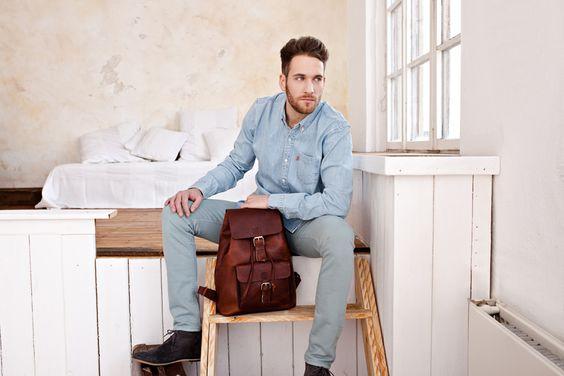 Ohne Rucksack geht in diesem Jahr nichts! Vintage Rucksäcke gehören definitiv zu den Dingen, die jeder 2015 haben sollte!