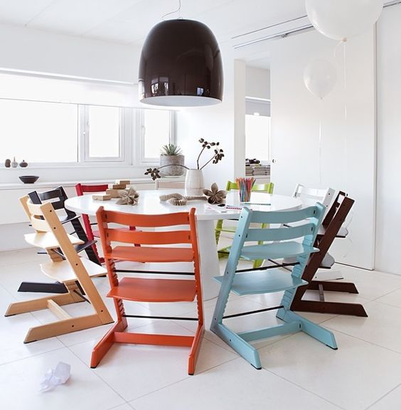 So many design possibilities stokke tripp trapp comes for Stokke usato tripp trapp