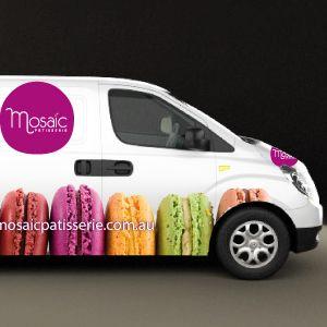 Designs | Design a show stopping Van Wrap for Edinburgh Tea and ...