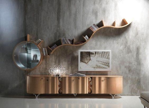 Mistral Kommode Holz Wellen Fronten Metall Fuesse Carpanelli Steampunk  Sideboard?!?! | Einrichten | Pinterest | Kommode, Die Unglaublichen Und  Schlicht