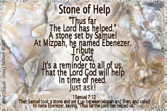 stone-of-help/1st Samuel 7:12