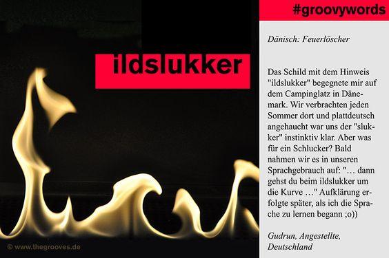 ildslukker - Dänisch: Feuerlöscher