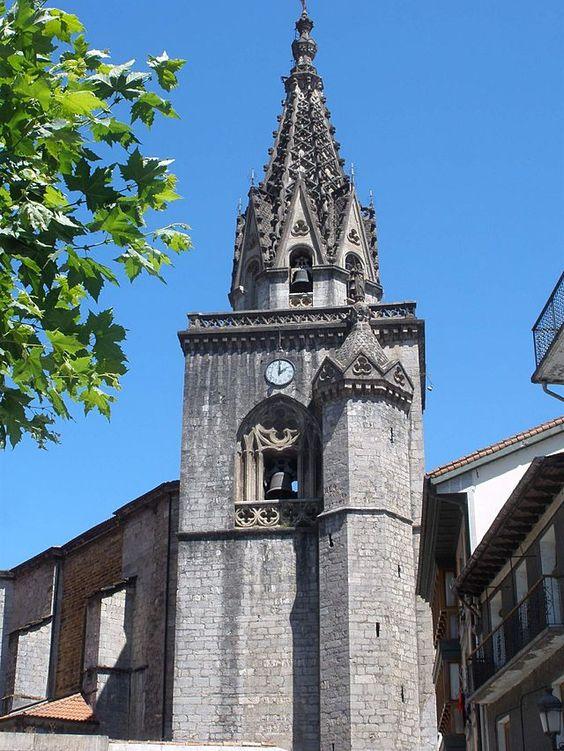 Azpeitia,Guipúzcoa, País Vasco (España)