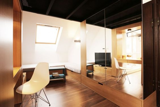 Contemporary Apartment by Edo Design Studio