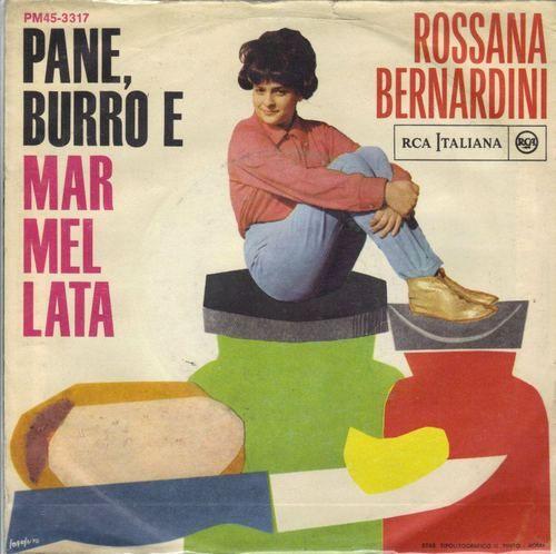 """rosamour:  rossanna bernardini - pane burro e marmellata (via sonobugiardo)  """