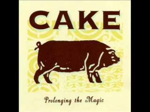 When You Sleep By Cake Sleep Deeply Cake Albums Cake Band Album Covers