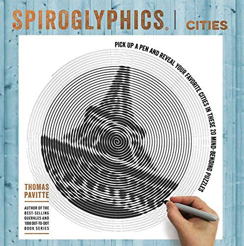 Spiroglyphics Cities By Thomas Pavitte Https Www Amazon Com Dp 1684122791 Ref Cm Sw R Pi Dp U X 03g9bbztb1qfj Best Book Club Books Books Pdf Books