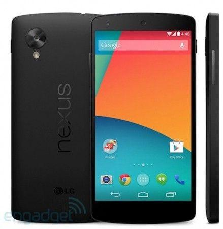 Nexus 5 16GB, Έκανε εμφάνιση στο Google play με τιμή 349$ - http://www.greekradar.gr/nexus-5-16gb-ekane-emfanisi-sto-google-play-me-timi-349/