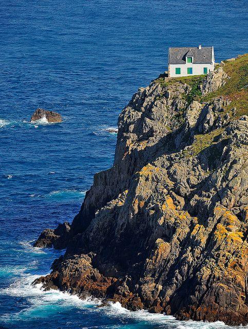 Ouessant  Finistère Bretagne là où réside mon cœur Breizh Atao