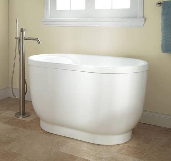48 Inch Tub Free Standing Tub Acrylic Tub Free Standing Bath Tub