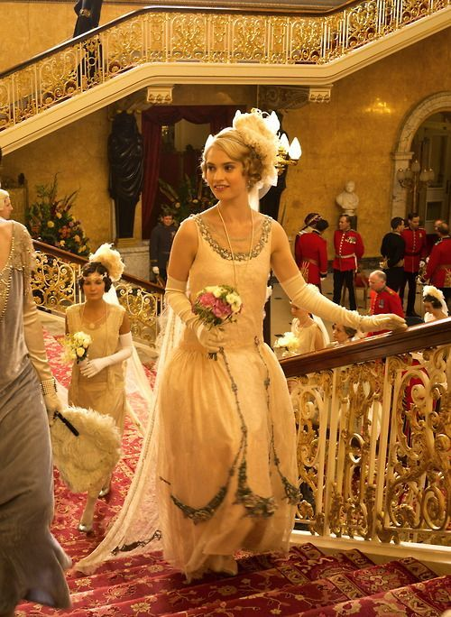 "The London Season"" Downton Abbey Series 4 Christmas Special"