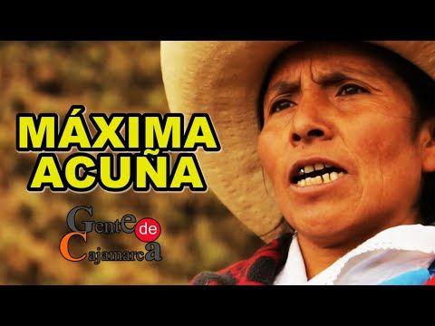 Máxima Acuña gana el Premio Ambiental Goldman 2016 de Sur y Centroamérica - YouTube
