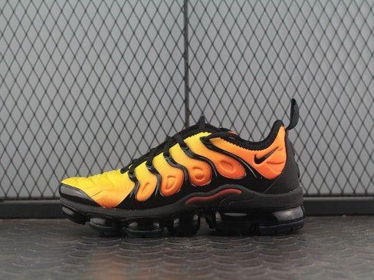 Nike Air Vapormax Plus TM Orange Black