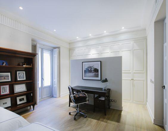 Una vivienda clásica y elegante #hogarhabitissimo