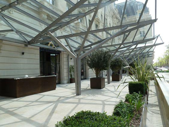Luxury Peninsula Hotel Paris