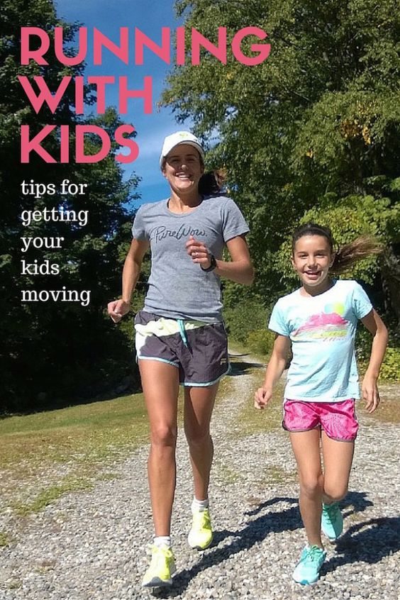 Tips for Running with Tweens and Kids . How to get your kids off the couch and moving. Make it fun and make it a family sport.- MomTrends