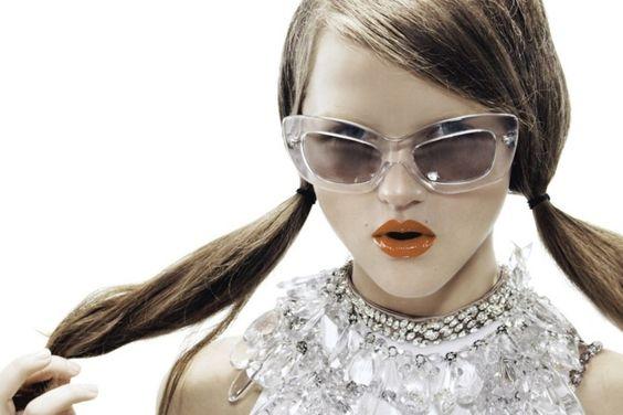 Prada - Steven Meisel - Rasa Zukauskaite - 2010SS -  fashion ads